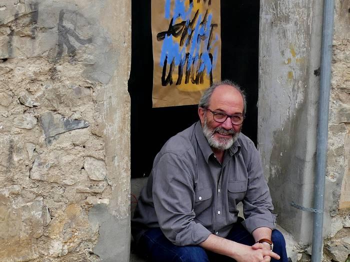Ramon Arantzabalek 'Munibe Blues' erakusketa jarriko du ikusgai Nahikarin