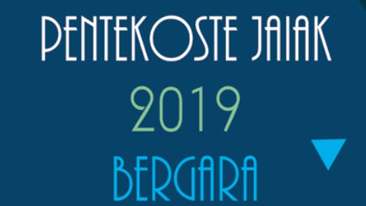 Bergarako Jaiak 2019