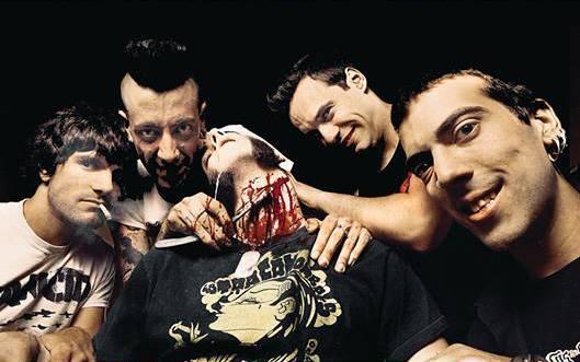 Screamers and Sinners taldearen kontzertua