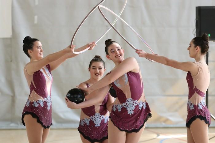 Maila bikaina gimnasia erritmikoko txapelketan - 70