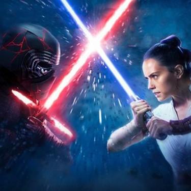 'Stars Wars: El ascenso de Skywalker' filma