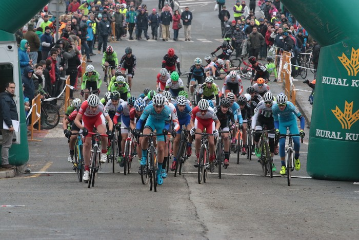 Ruiz de Larrinaga eta Lekuona garaile Arrasateko ziklo-krosean - 26