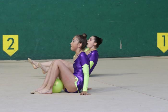 Ikasturte amaierako erakustaldia egin dute arrasateko gimnastek - 24