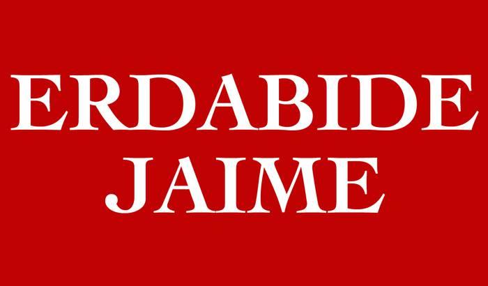 Erdabide Jaime (Gasteiz) errekadistak