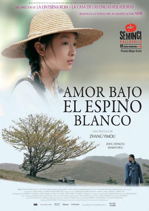'Amor bajo el espino blanco' filma