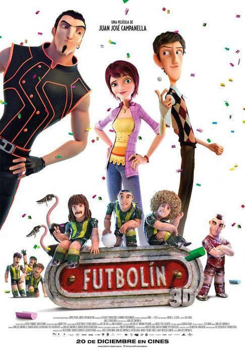 'Futbolin' filma umeendako