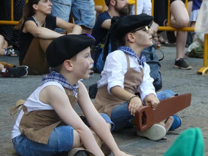 Txikitxoenek San Juan festetan murgildu dute herria - 42