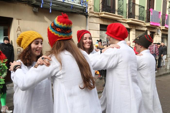Inauterietako desfilea Aretxabaletan - 20