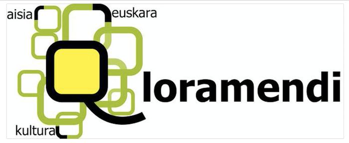 LORAMENDI EUSKARA ELKARTEA logotipoa