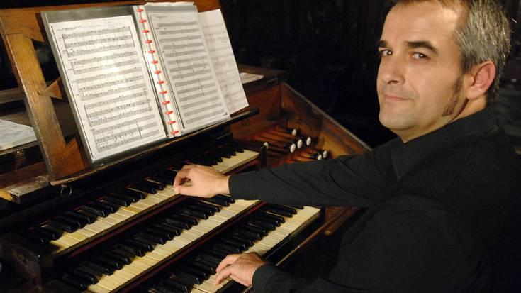 Elkarrizketa: Aitor Olea, San Pedroko organista
