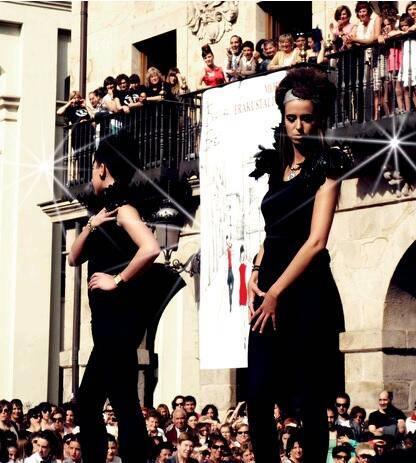 Amaia San Torcuatorena izan da Bergarako desfileko argazki bozkatuena