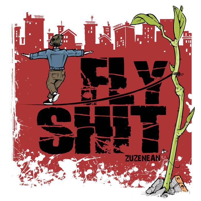 Zuzeneko diskoa kaleratu du Fly Shitek, euren ibilbidearen errepaso modura
