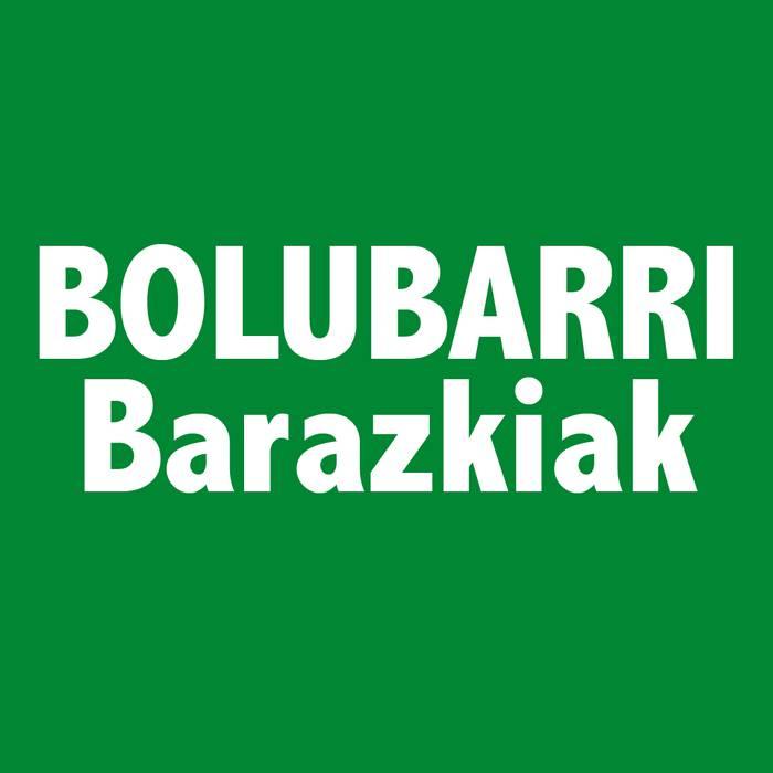 Bolu-barri barazkiak logotipoa