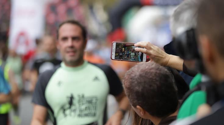 Behobia-Donostia lasterketa: ibarrekoen sailkapena