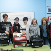 Herriko akordeoi jotzaileen kontzertua