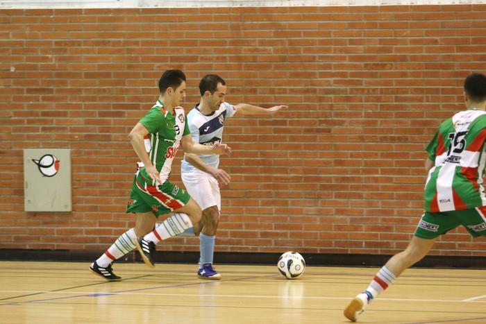 Eskoriatzak Aretxabaleta garaitu du (3-0) - 13