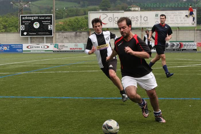 Herriko Futbol Txapelketa denboraldiko azken txanpan sartu da