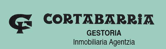 Cortabarria inmobiliaria logotipoa