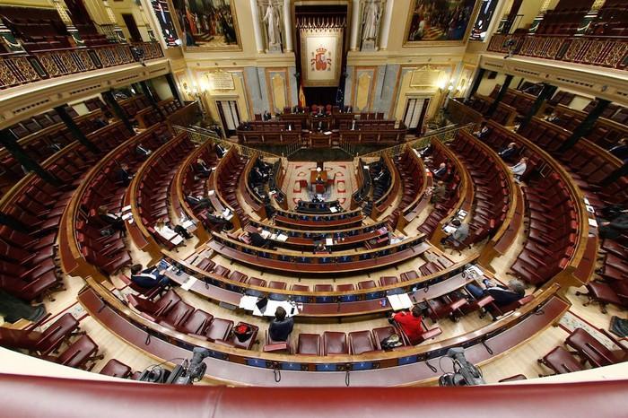 Espainiako Diputatuen Kongresuak alarma egoera bi astez luzatzea babestu du