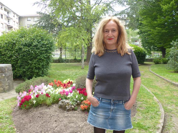 """Miren Lorea Lana: """"Feminismoan, ekologismoan eta aurrerabidean eragin gura dugu"""""""