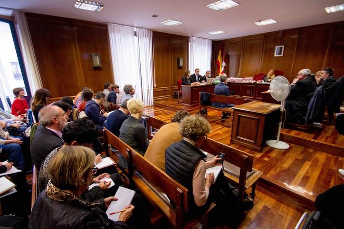 Justiziak arrazoia eman dio Mondragoni