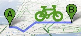 Aldats maila ere badakar jada Google Maps-ek, ziklistentzat oso interesekoa