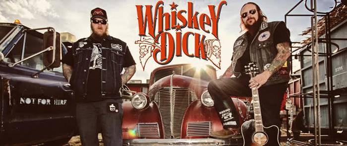 Whiskey Dick taldeak kontzertua eskainiko du Pako tabernan