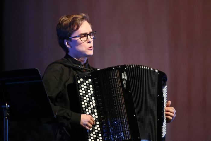 Janne Valkeajoki akordeoilari finlandiarrak kontzertua eskainiko du zapatuan