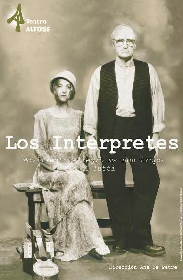 """Los interpretes"" antzezlana domekan Torresoroan"