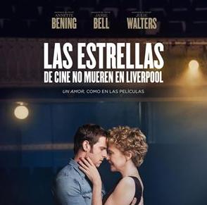'Las estrellas de cine no mueren en Liverpool' filma