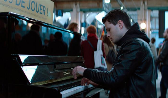 'La clase de piano' filma