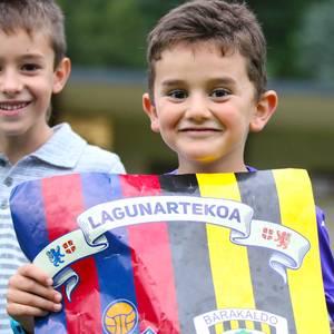 Futbol jaia izan da Atxabalpen