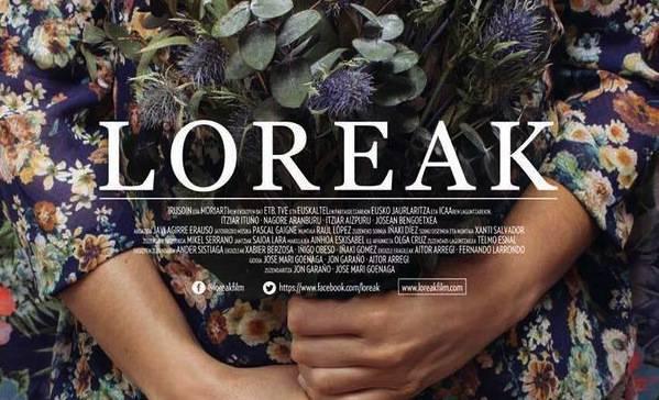 'Loreak' izango da Espainiaren ordezkaria Oscar sarietan
