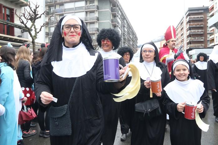 Aratusteetako desfilea Arrasaten - 79