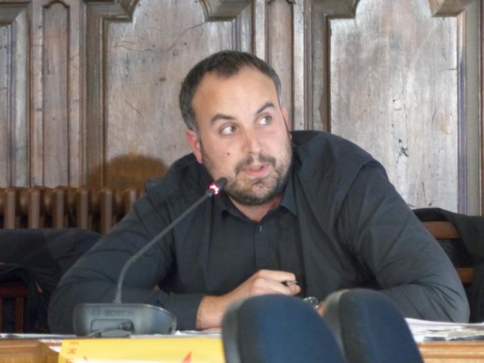 Eneko Barberena liberatuta, eta 2018ko ordenantza fiskalak onartuta