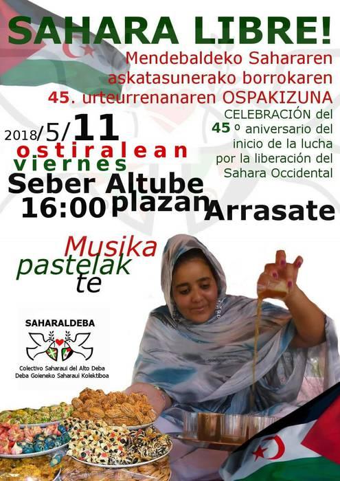 Saharawi Festa