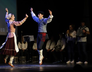 Dantza Askatuko Euskal Herriko Txapelketan hamasei bikote lehiatuko dira