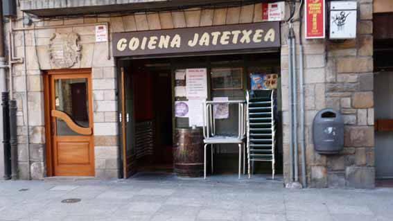 572255 Goiena txinatar jatetxea argazkia (photo)