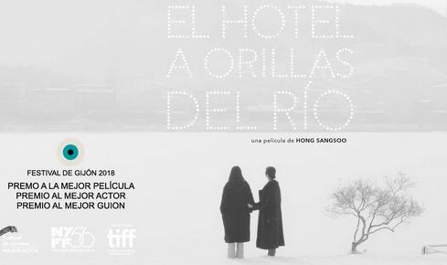'El hotel a orillas del rio' filma, zineklubean