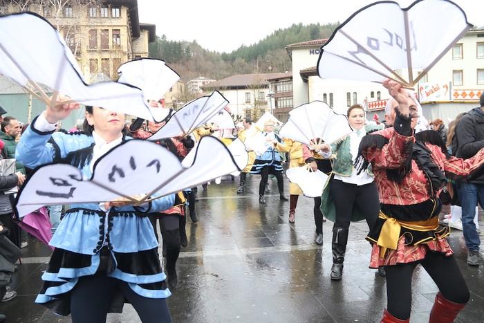 Aratusteetako desfilea Arrasaten - 35