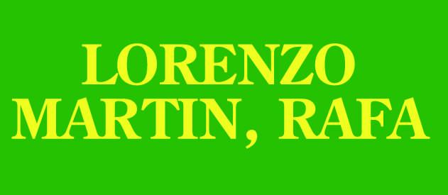 Lorenzo Rafa / Lorenzo Axpe, Eider logotipoa