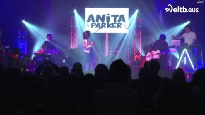 Kontzertua: Anita Parker