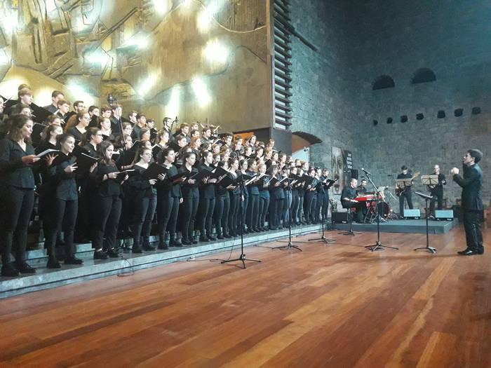 Musikak ere izan du tokirik Euskaltzaindiaren XVII. Biltzarrean