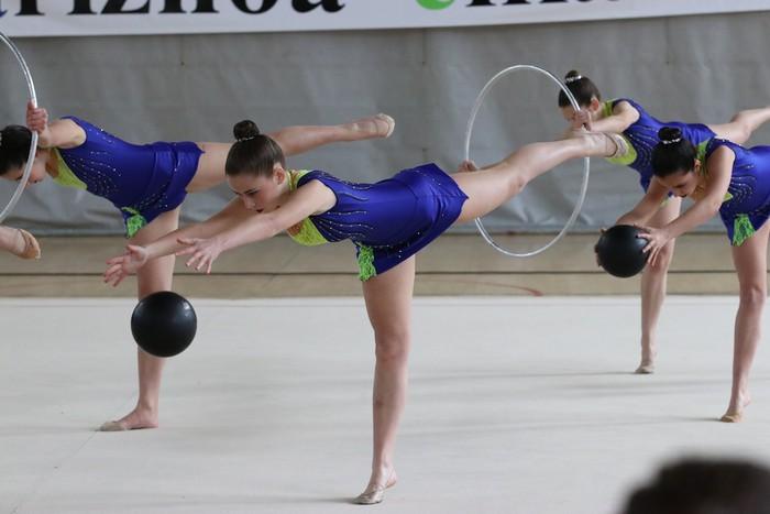 Maila bikaina gimnasia erritmikoko txapelketan - 26
