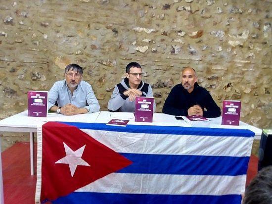 'Cuba: verdades y mentiras' liburua aurkeztuko dute hilaren 22an