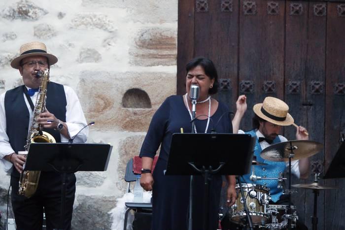 Aramaioko Udala, Sastiñako egubakoitz musikatuek izandako erantzunarekin pozik