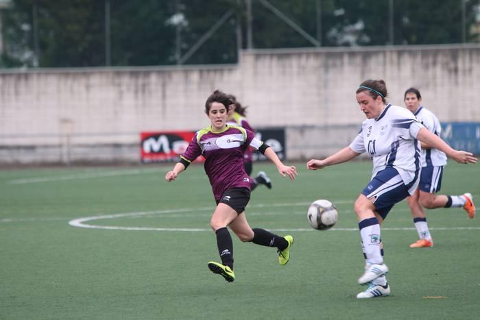 FUTBOLA: Arizmendik 1-0 irabazi zion Intxaurdiri
