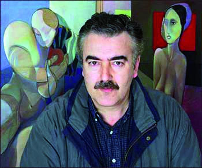 Vicente Iriondoren lengoaia piktorikoa Aroztegi aretoan
