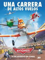 'Aviones' filma