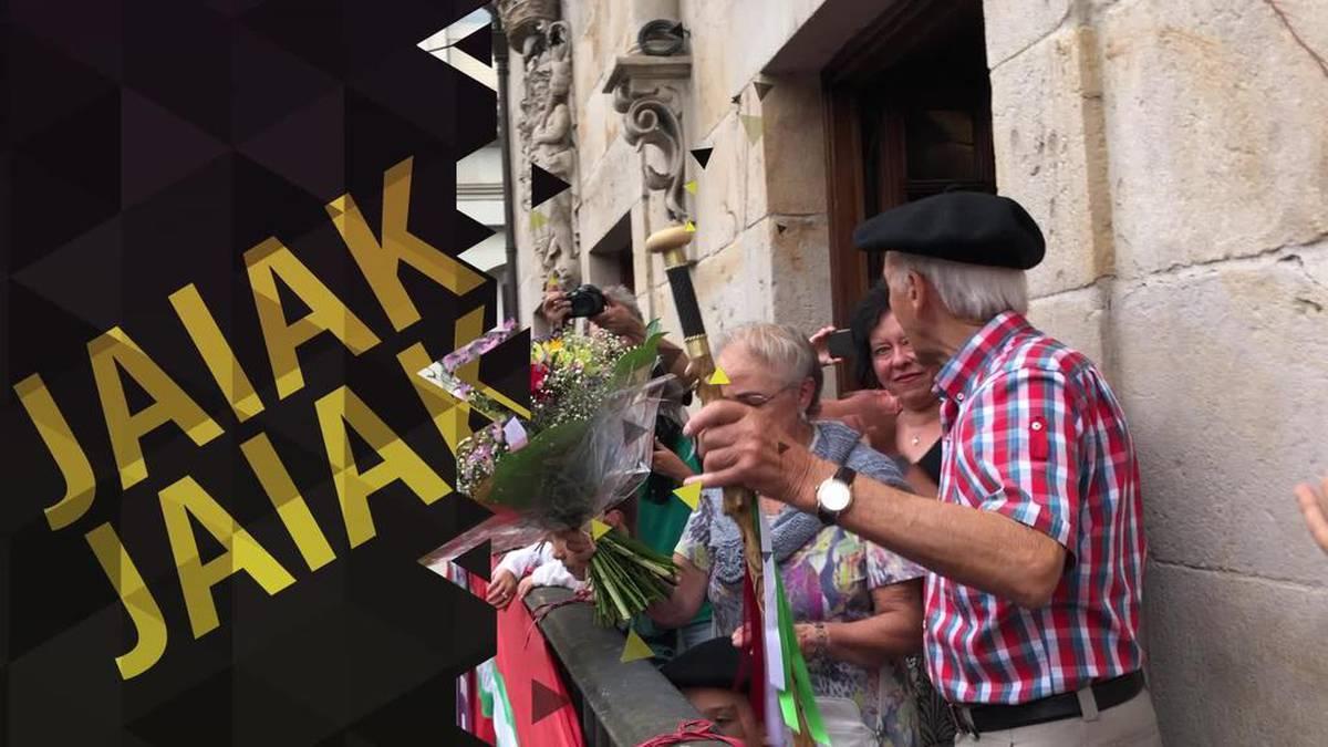 Jaiak 2018: San Martin jaiak
